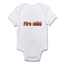 Cute Pyromaniac Infant Bodysuit