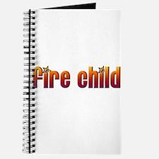 Cute Pyromaniac Journal