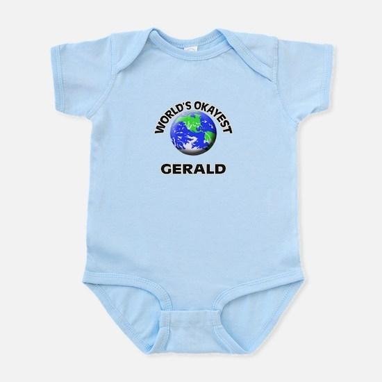 World's Okayest Gerald Body Suit