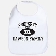 Property of Dawson Family Bib