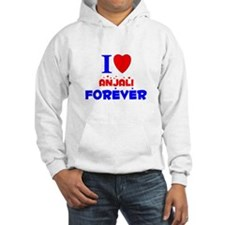 I Love Anjali Forever - Hoodie