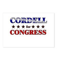 CORDELL for congress Postcards (Package of 8)