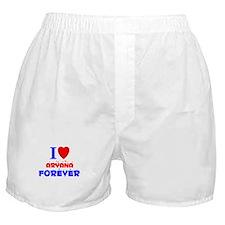 I Love Aryana Forever - Boxer Shorts