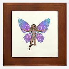 Sparkle Pixie Framed Tile