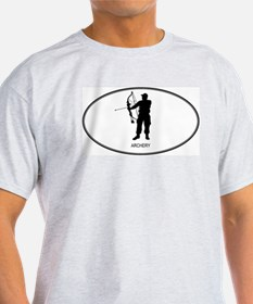 Archery (euro-white) T-Shirt