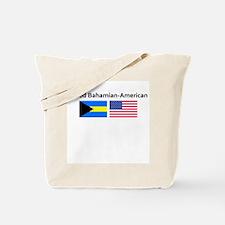 Proud Bahamian American Tote Bag