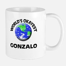 World's Okayest Gonzalo Mugs