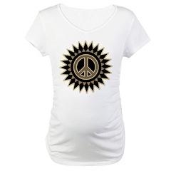 Stylized Peace Shirt