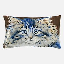 Cute Maine cat Pillow Case