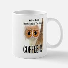 Cet Coffee Mug Shop Small