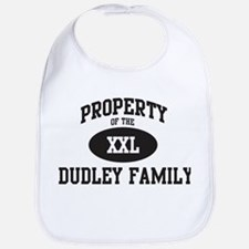 Property of Dudley Family Bib