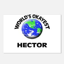 World's Okayest Hector Postcards (Package of 8)
