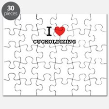 I Love CUCKOLDIZING Puzzle