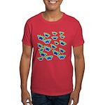 BUTTERFLY BLUES :-) Dark T-Shirt