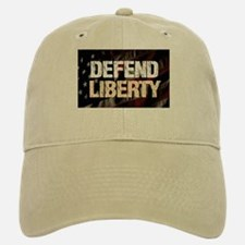 Defend Liberty Baseball Baseball Baseball Cap