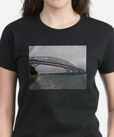 Bluewater Bridge - T-Shirt