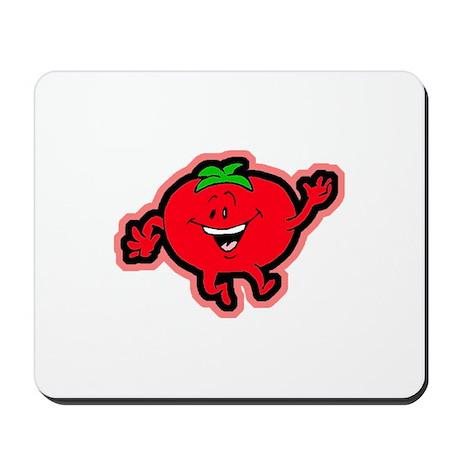 Dancing Tomato Mousepad