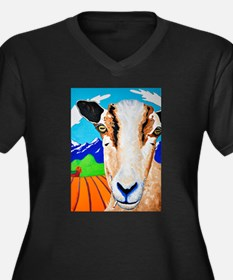 SmokinGoat.jpg Plus Size T-Shirt