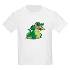 Hungry Alligator Kids T-Shirt