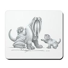 Neapolitan Mastiff Puppies Mousepad
