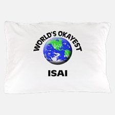 World's Okayest Isai Pillow Case