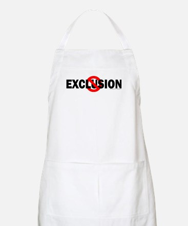Stop Exclusion BBQ Apron