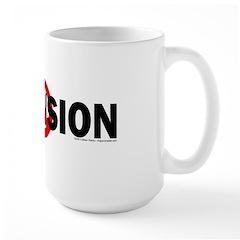 Stop Exclusion Large Mug