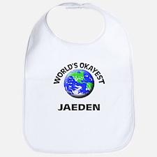 World's Okayest Jaeden Bib
