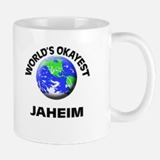 World's Okayest Jaheim Mugs