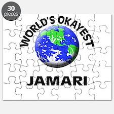 World's Okayest Jamari Puzzle