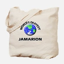 World's Okayest Jamarion Tote Bag