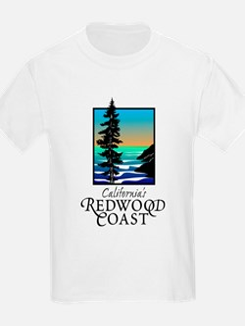 Californias Redwood Coast T-Shirt