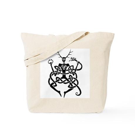 Cernunnos Tote Bag