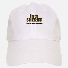 I'm the Sheriff Cap