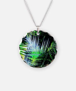 Cute Trees shrubs Necklace
