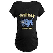 Veteran Against War T-Shirt