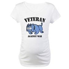 Veteran Against War Shirt