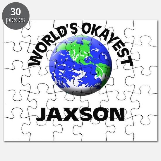 World's Okayest Jaxson Puzzle