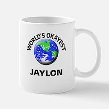 World's Okayest Jaylon Mugs