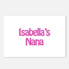 Isabella's Nana Postcards (Package of 8)