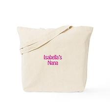 Isabella's Nana Tote Bag