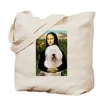 Mona's Old English Sheepdog Tote Bag