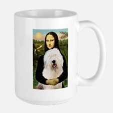 Mona's Old English Sheepdog Mug