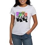 Cool Colors Total Geek Women's T-Shirt
