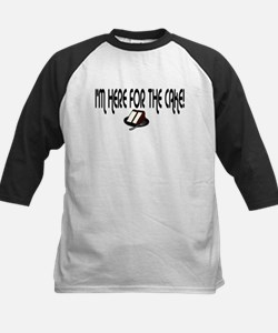 """""""Here for the Cake"""" Tee"""