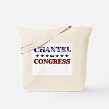CHANTEL for congress Tote Bag