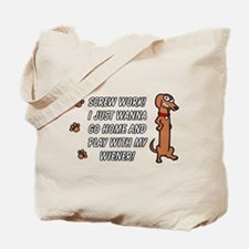 Screw Work Tote Bag