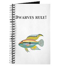 Cichlid Dwarves Rule! Journal