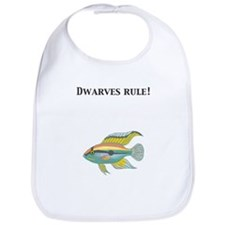 Cichlid Dwarves Rule! Bib
