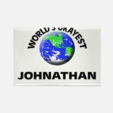 World's Okayest Johnathan Magnets